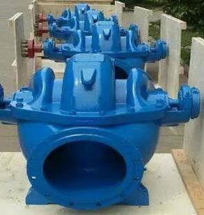 邵阳单级双吸卧式离心泵方便高效