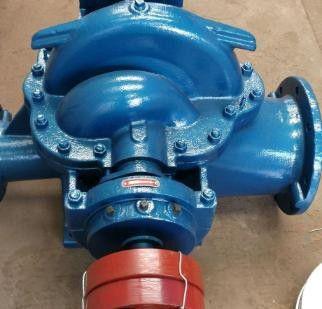 黑龙江蜗壳式中开双吸泵有效的创新改变格局