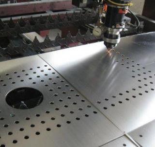 棗陽激光切割不銹鋼板方案定制