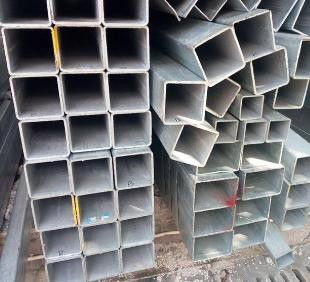 济南镀锌方管材质保障