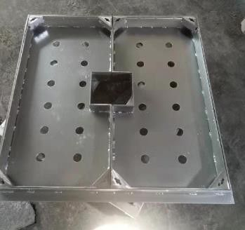 江西不锈钢雨水井盖质量
