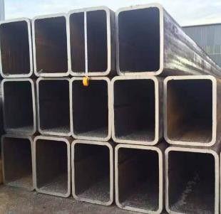 离石镀锌方矩管行业体系