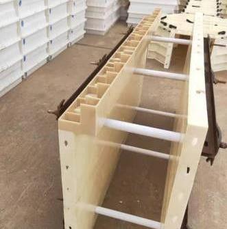新丰拱形拱架塑料模板检验要求