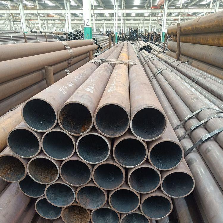 寧陜16mn無縫鋼管全面品質管理