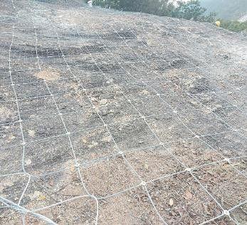 齐齐哈尔高陡边坡防护网发展趋势预测