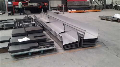 黃埔304不銹鋼天溝創新模式