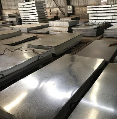 太原5毫米厚鍍鋅鋼板真誠服務