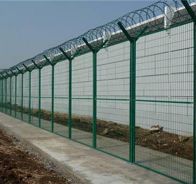 安丘水源地水庫兩側護欄網直銷價