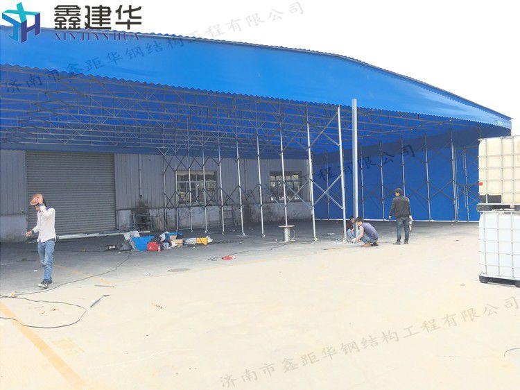 西青大型仓储蓬助力创新