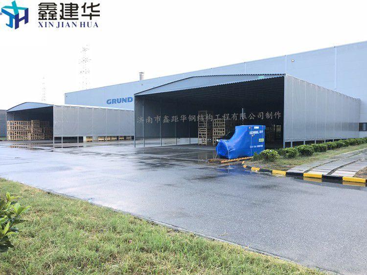 上海大型仓储蓬预期整体价格