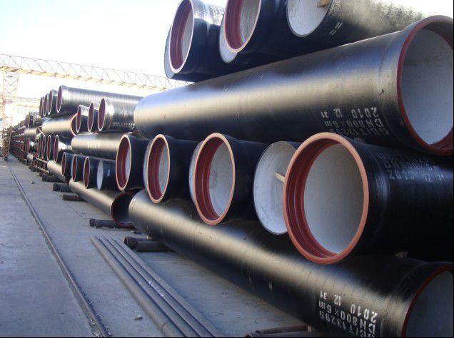 东山DN350球墨铸铁管每米多少钱