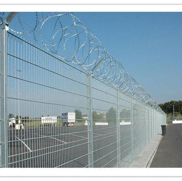 玉樹藏族稱多縣雙邊絲護欄網建設