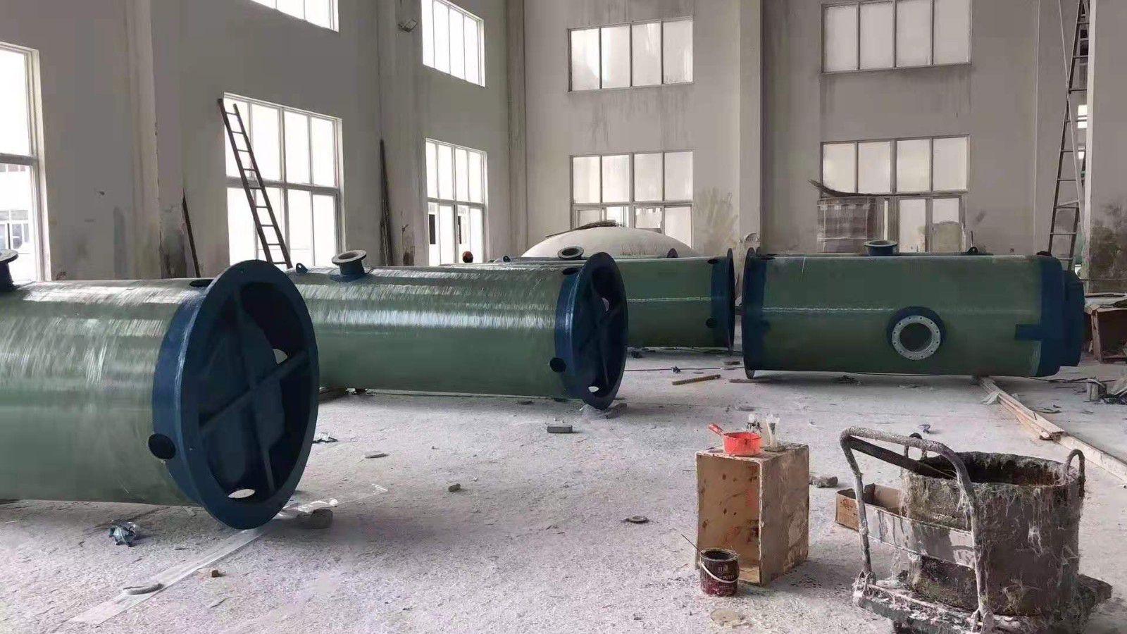 曲阜玻璃鋼一體化泵站質量放心