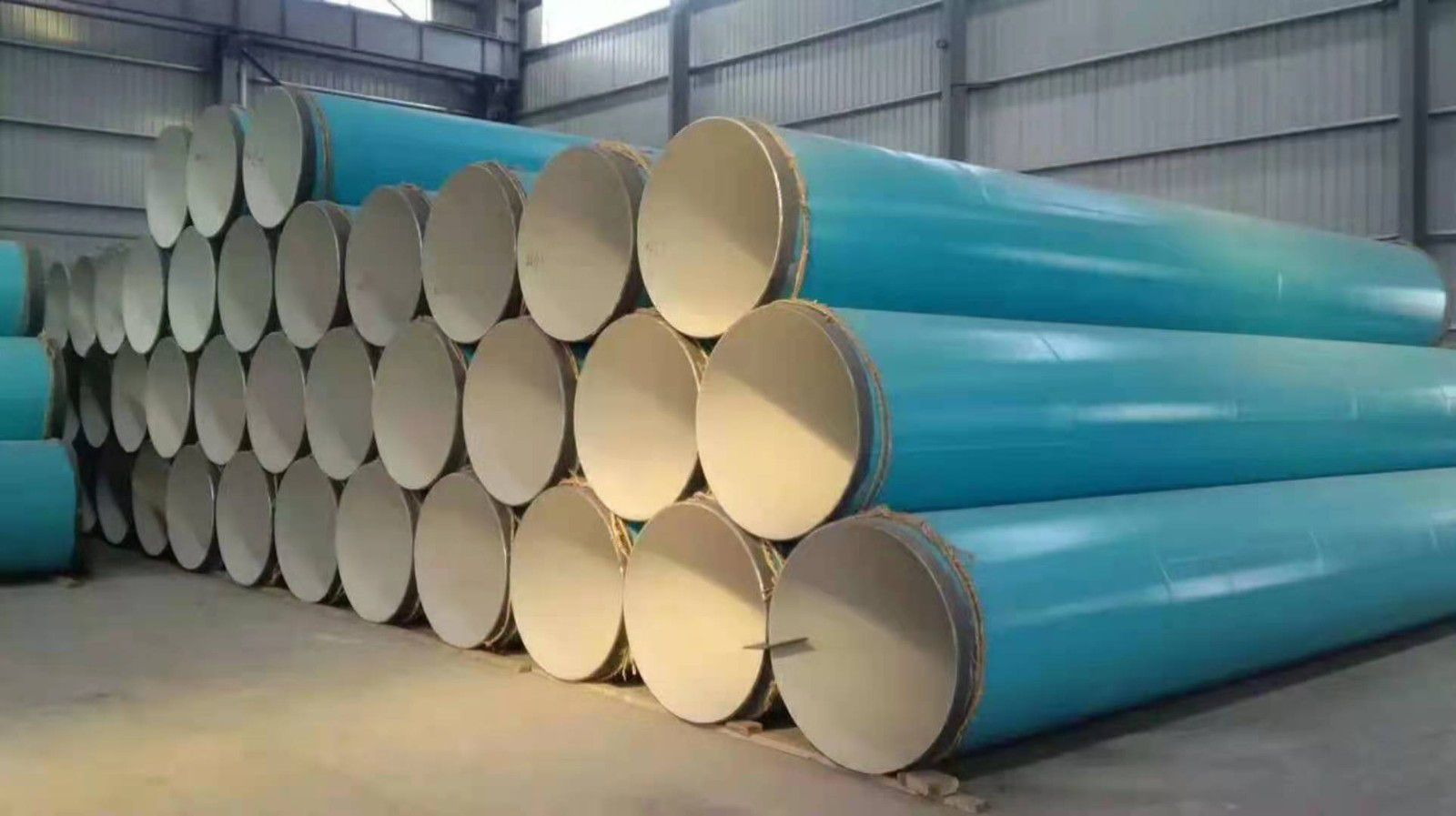 龍馬潭區污水防腐螺旋管堅持追求高質量產品