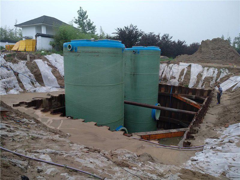 阿勒泰污水池生物除臭箱生产安装厂家