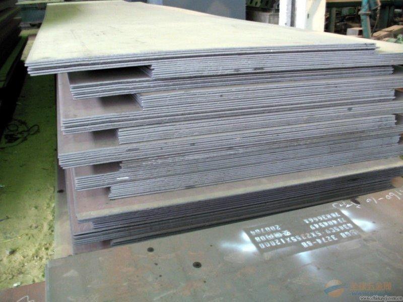 云巖低溫容器鋼板增長態勢