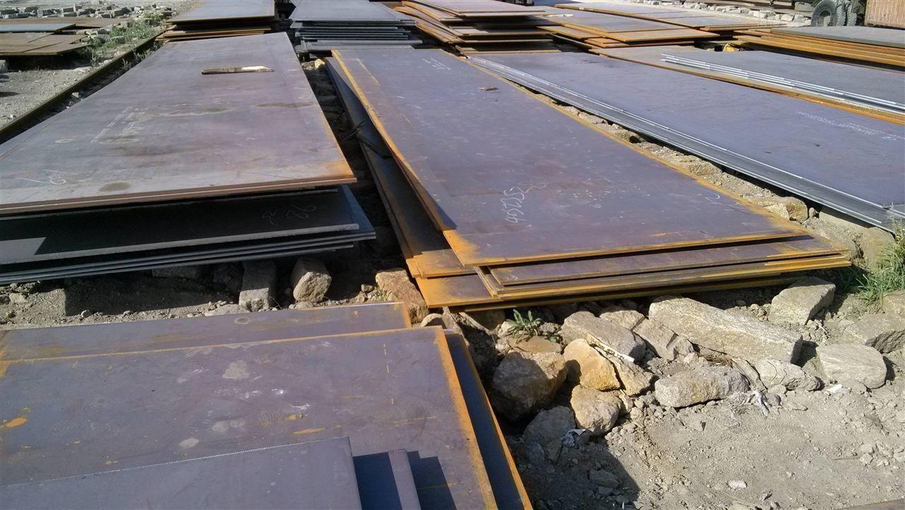 西乡塘耐磨高强钢板专注销售厂家