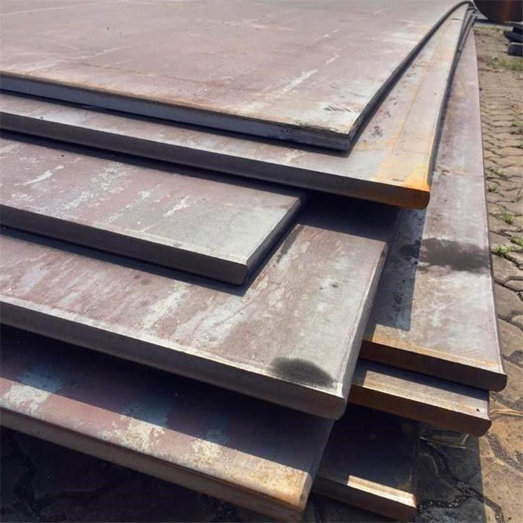 桃山高強度耐磨鋼板產品使用誤區
