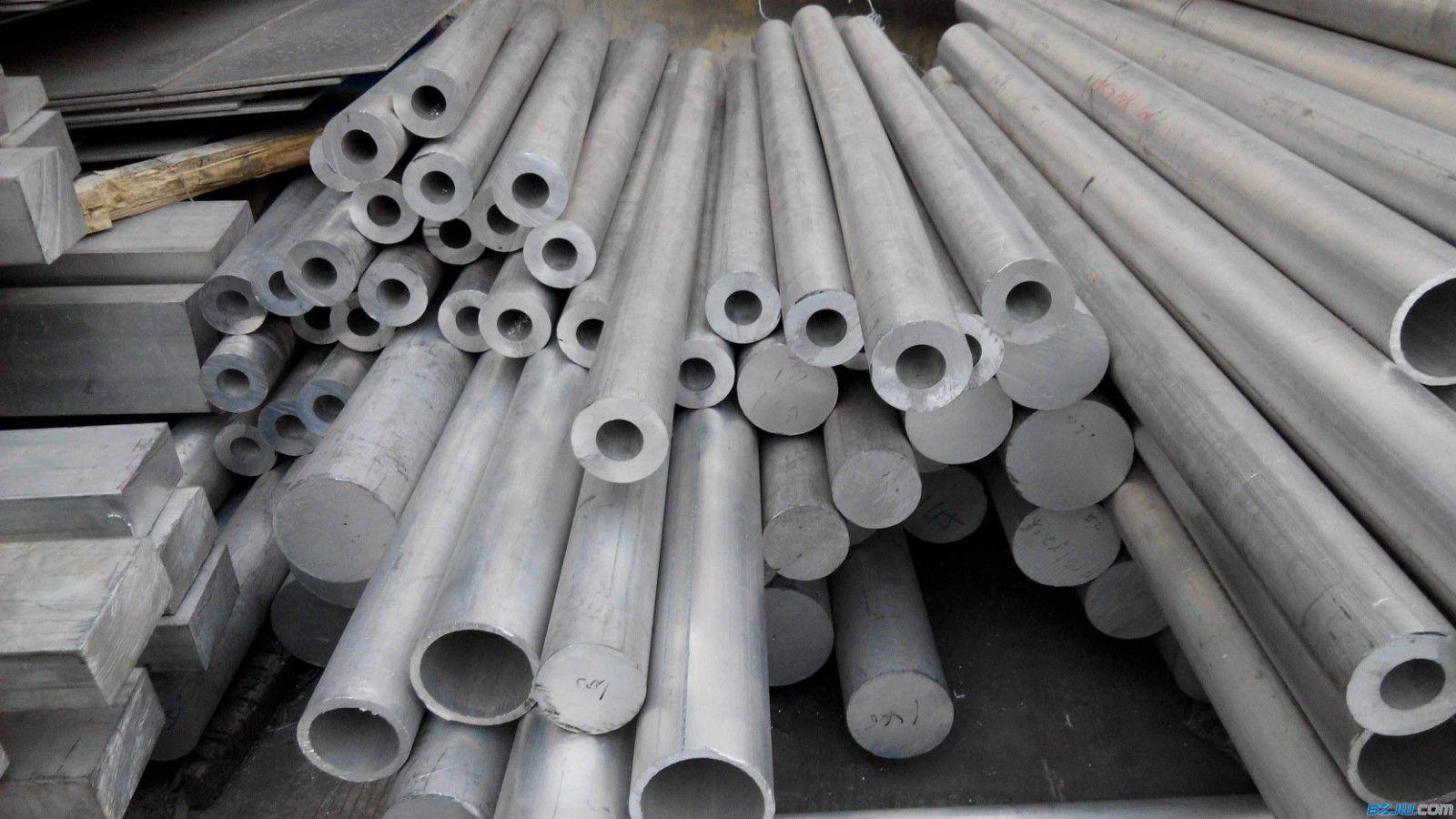 濰坊大口徑厚壁鋁管是多少