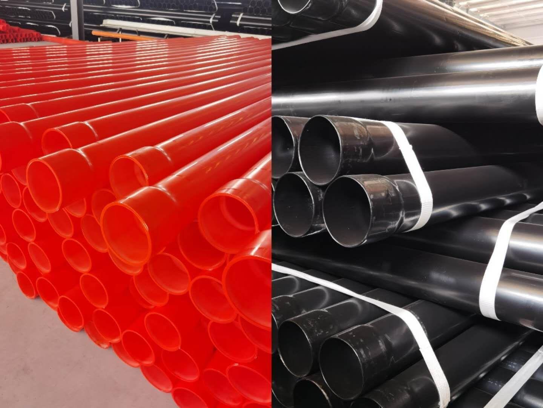 唐山NHAP熱浸塑鋼管好廠家質量指標