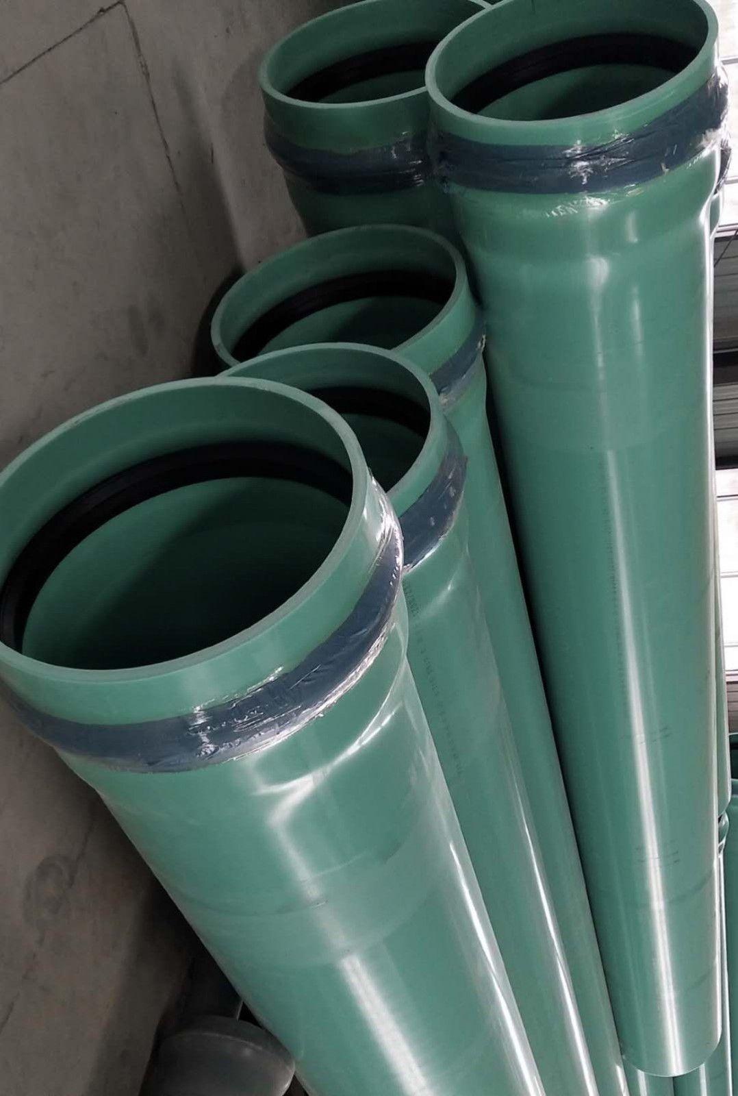 孟州PVC-O给水管积极稳健