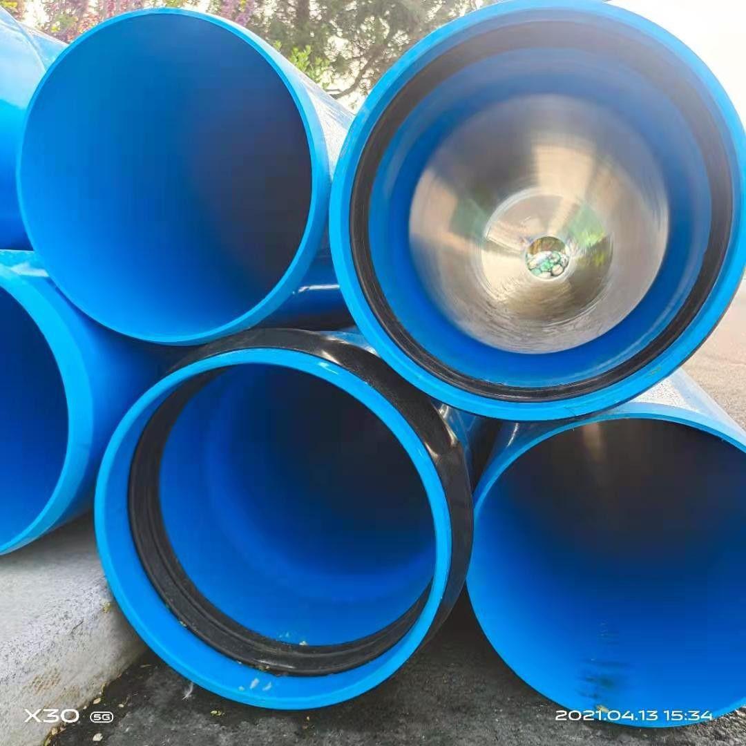 白城PVC-O给水管发展所需