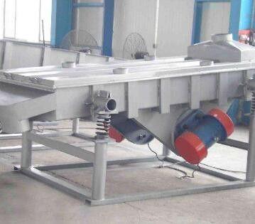 钦州直线振动筛厂家新闻