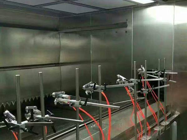 梅州静电喷塑房百科