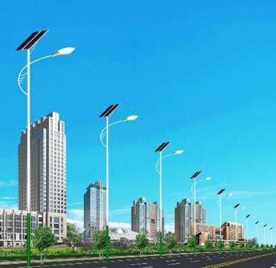 仁布县太阳能路灯的原理