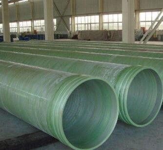 莱城区保定玻璃钢管道