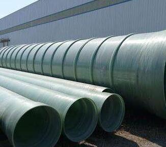 南涧彝族自治县玻璃钢管道对接