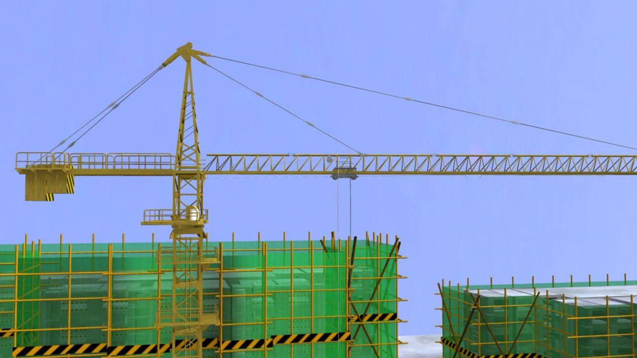 武昌区怎么开个塔吊租赁