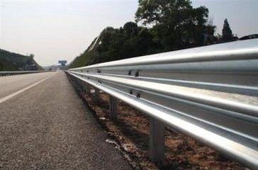 齐河县公路三波形梁钢护栏板
