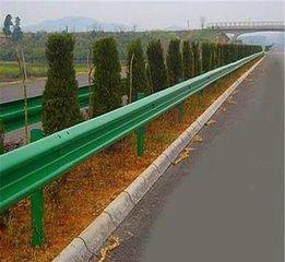 昌都地区单波形梁护栏板