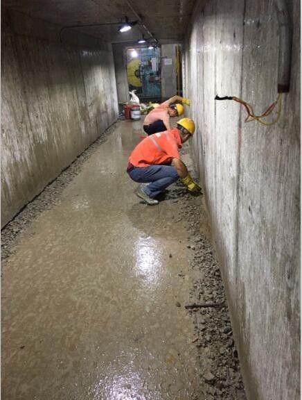 新化县地下室防水堵漏方案