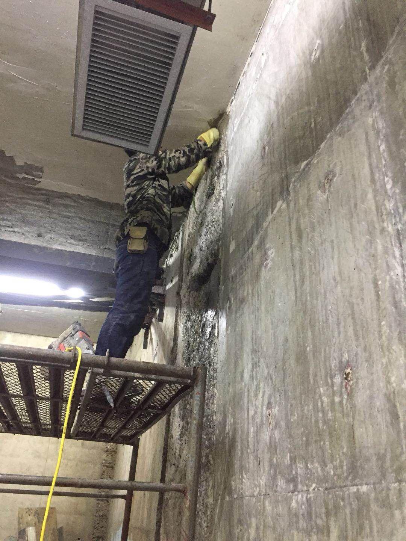 长洲区地下室堵漏承接