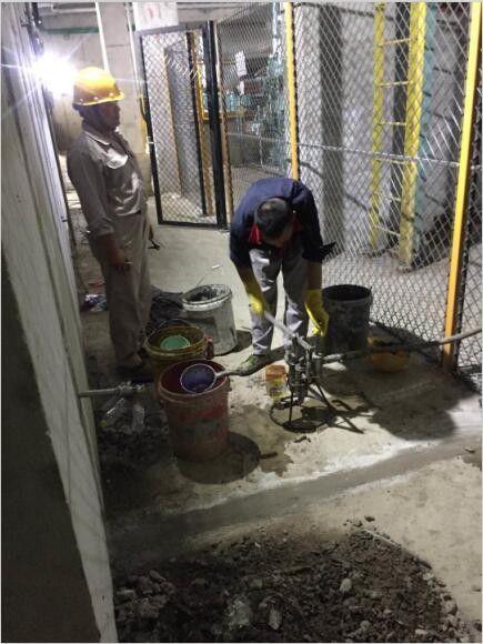 临湘地下室防水堵漏材料
