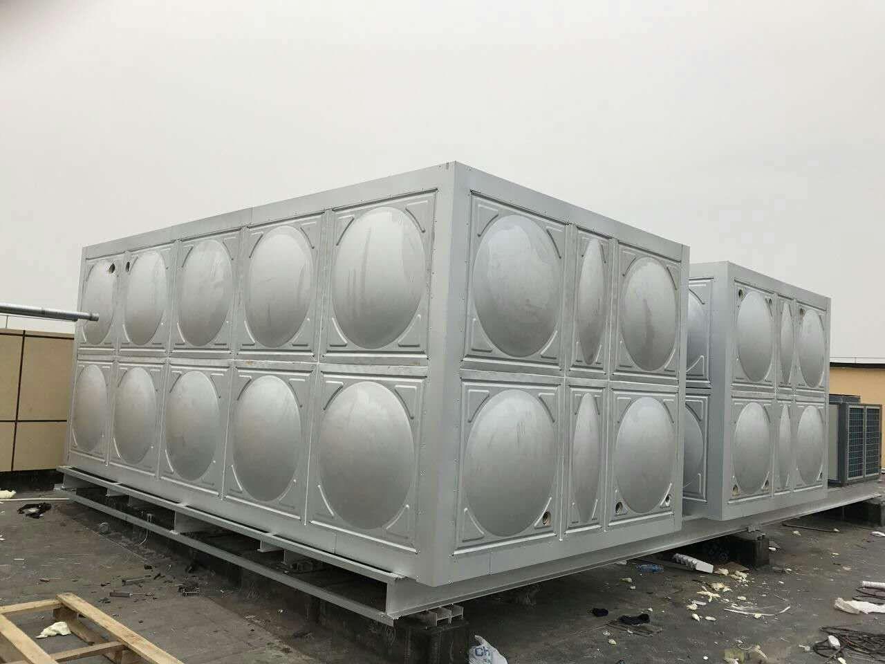 西塞山区smc玻璃钢水箱知识