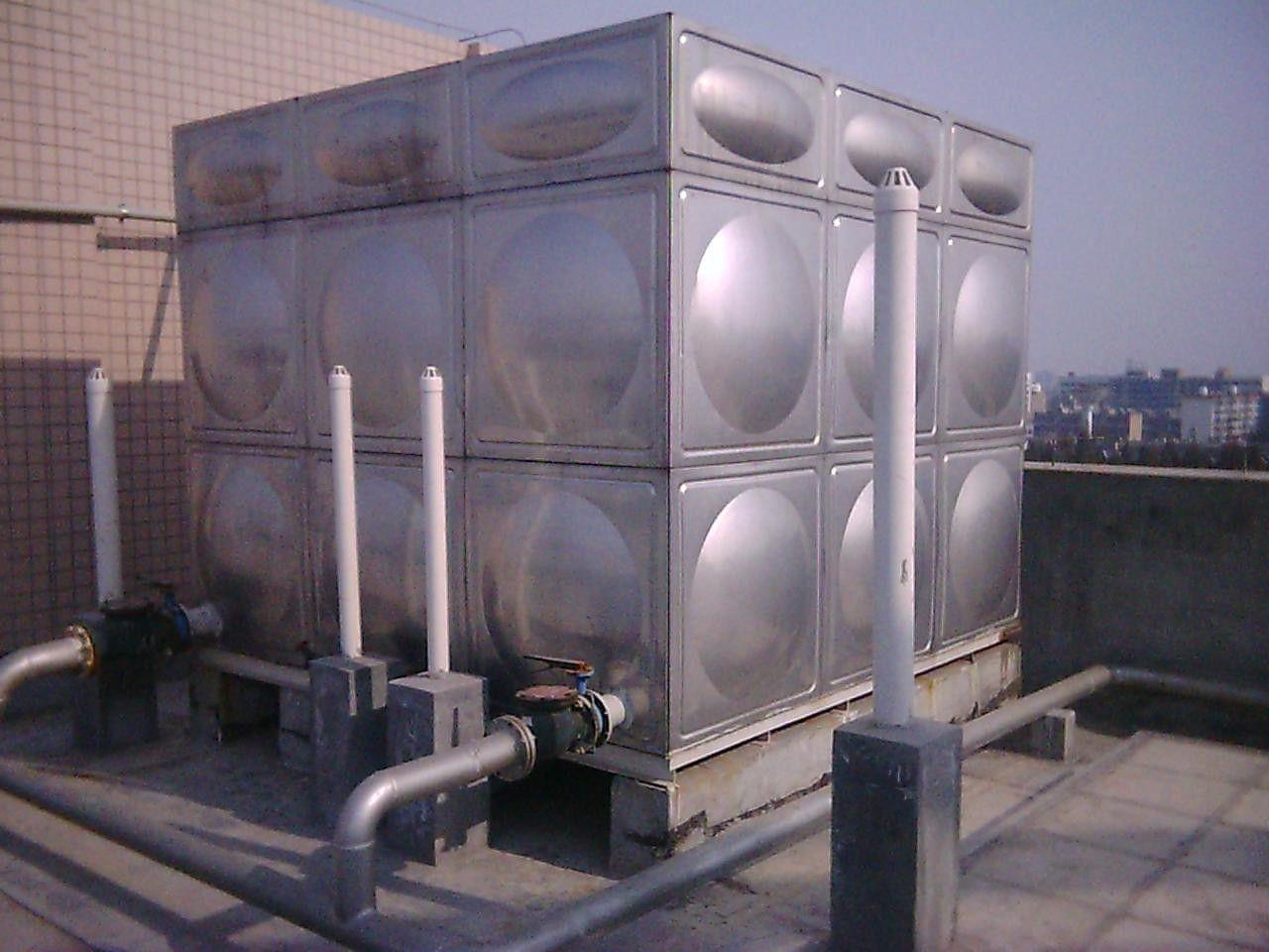 宁陵县玻璃钢水箱维修知识