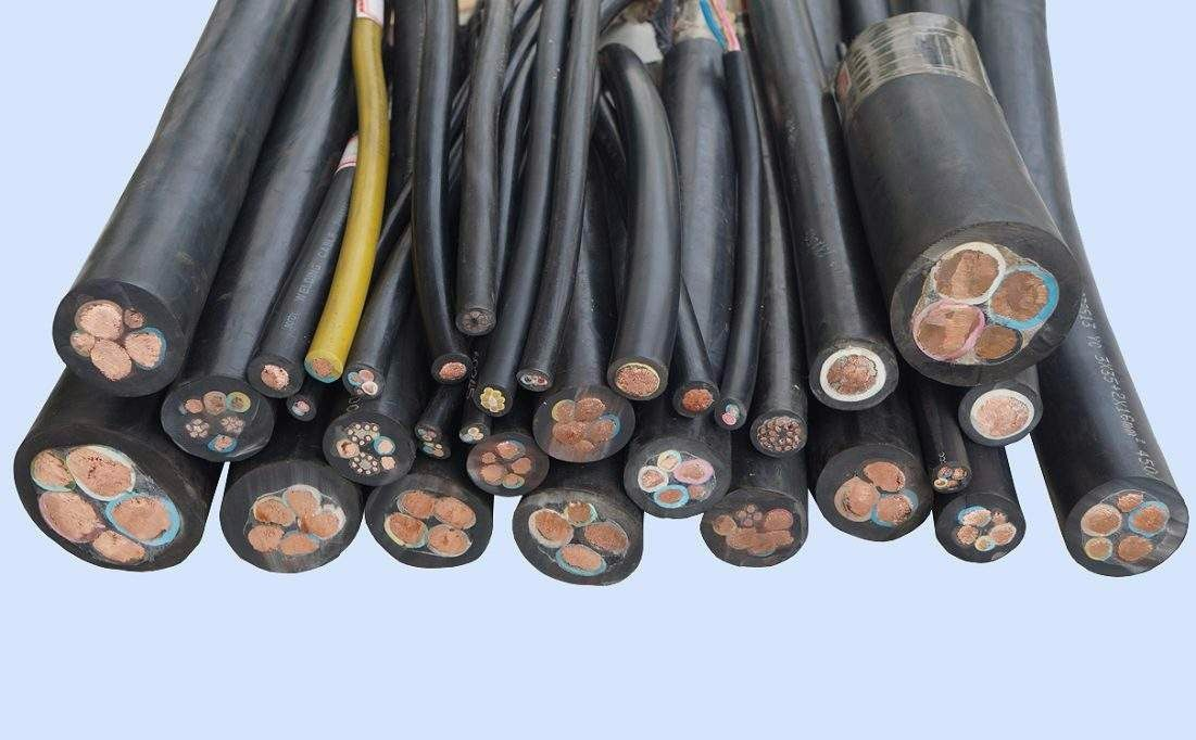 黔西县回收废旧电缆