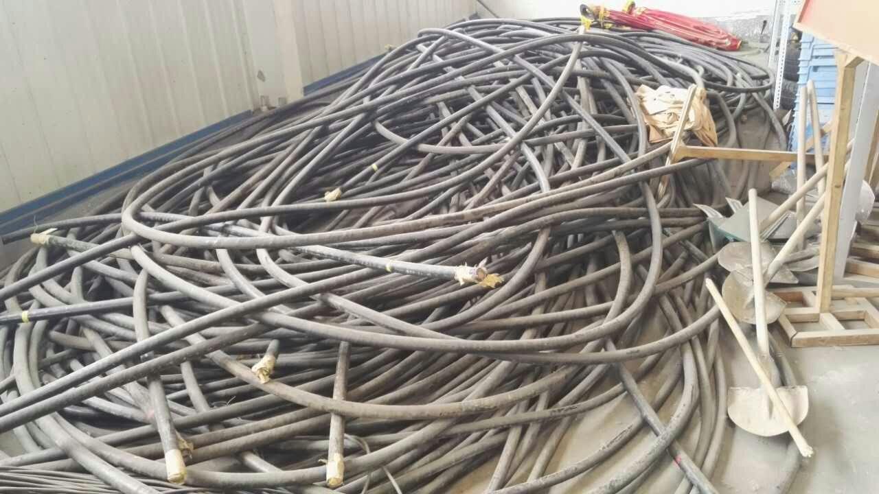 汝阳县回收电缆废线