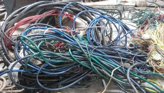 武夷山回收电缆线