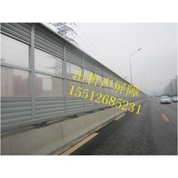 站前区高速公路声屏障分部分项划分